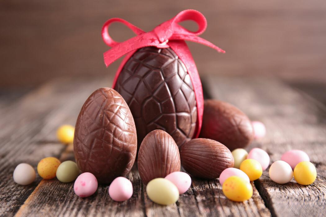 I snitt produserer et kakaotre, gjennom i hele sin 25-årige levetid, bare nok kakaobønner til snaut 5 kg sjokolade. (Foto: Shutterstock / NTB scanpix)