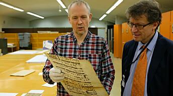 Pusler sammen biter av norsk middelalderhistorie