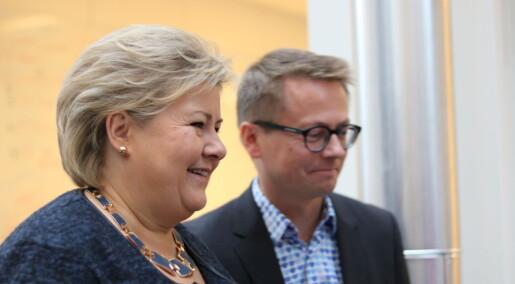Norsk storsatsing for å knekke Alzheimergåten