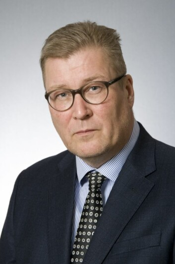 Pär-Anders Granhag (Foto: Göteborgs universitet)