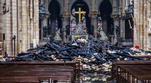 Død kunsthistoriker kan bidra til gjenoppbyggingen av Notre-Dame