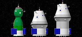 Ny type russisk bemannet romfartøy opp i 2021?