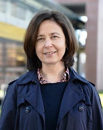 Christine Helle er lege, og ph.d.-kandidat på Fakultet for helse- og idrettsvitenskap ved Universitetet i Agder. (Foto: UiA)