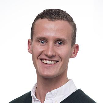 Runar Barstad Solberg er nasjonal prosjektkoordinator og stipendiat ved idrettshøgskolen. (Foto: NIH)