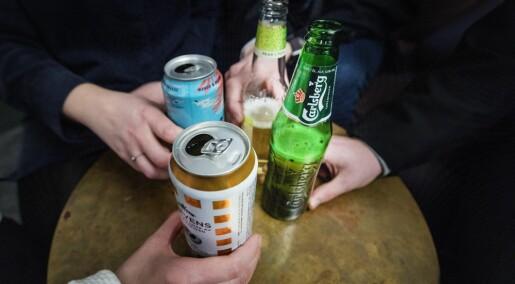 Ansatte i privat sektor drikker mer på jobb