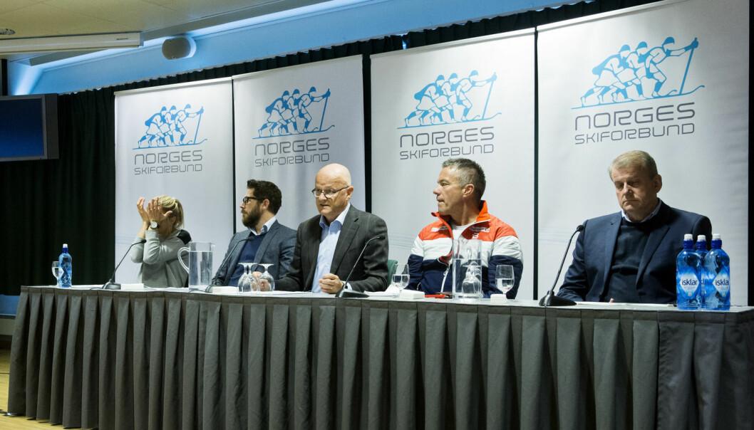 Norges Skiforbund har sviktet Therese Johaug