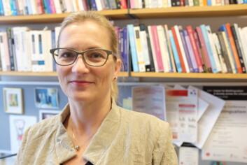Professor Unn Røyneland ved Universitetet i Oslo syns det har vært stor endring i norsk filmdialog de siste tjue årene. (Foto: Silja Björklund Einarsdóttir/forskning.no)