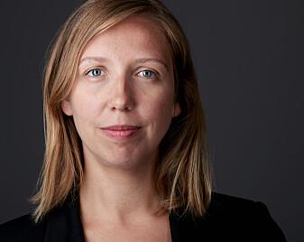 Helene Flood Aakvaag er psykolog og forsker ved NKVTS. (Foto: Kristoffer Sandven)