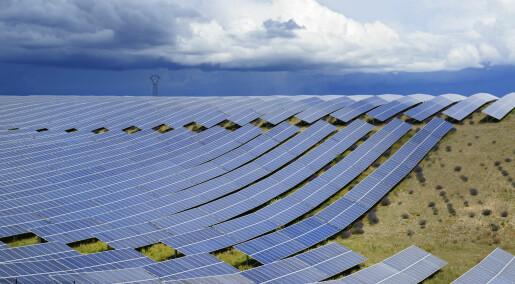 Dette er solcelleteknologiens fire hovedproblemer