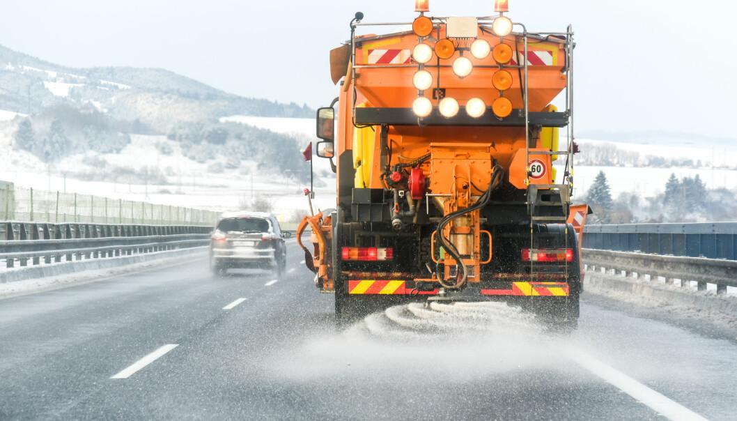 Forskning viser at det ikke har noen effekt å salte mer enn nødvendig. (Illustrasjonsfoto: Krasula / Shutterstock / NTB scanpix)