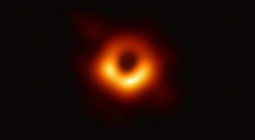 Hva skal det sorte hullet hete?