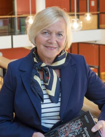 Jorunn Møller, professor ved Institutt for lærerutdanning og skoleforskning, Universitetet i Oslo. (Foto: Sandra R. Nielsen, Universitetet i Oslo)