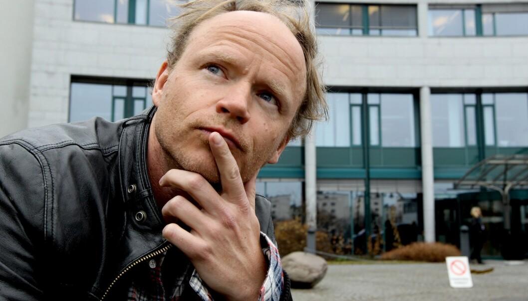 I 2010 gikk TV-programmet Hjernevask på NRK. Programleder Harald Eia utforsket spørsmål om likestilling i episode 1 «Likestillingsparadokset» og episode 7 «Født sånn eller blitt sånn?» (Foto: Roger Neumann, VG, Scanpix.)
