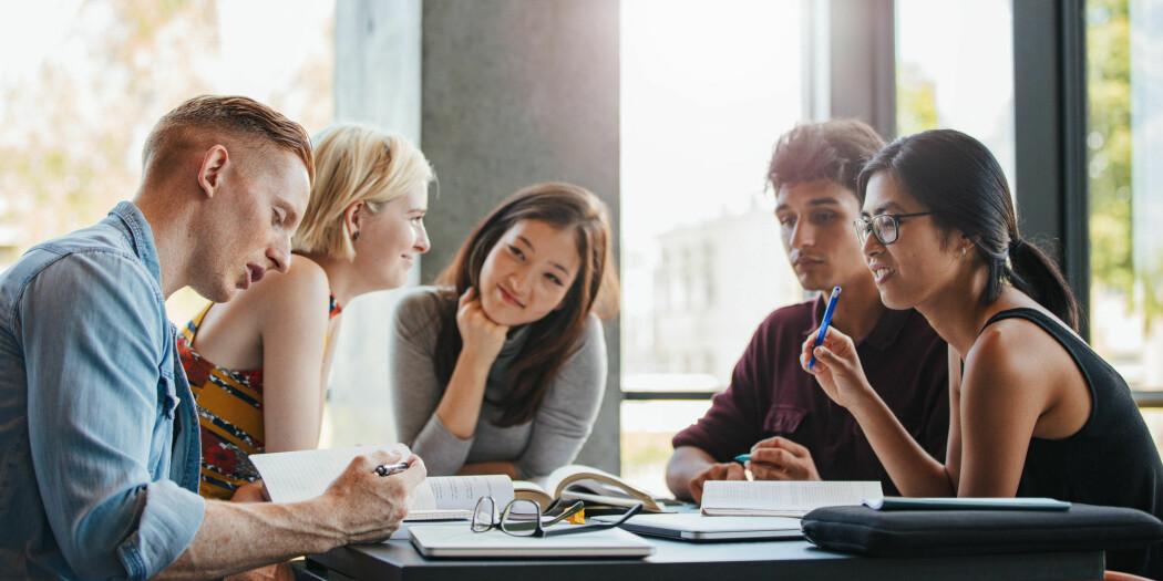 I år er det enda flere studenter fra hele verden som ønsker å begynne på en europeisk master i helseøkonomi og helseledelse. (Illustrasjonsfoto: Shutterstock)