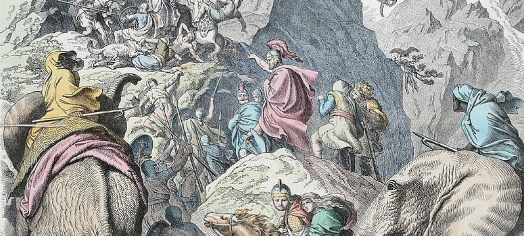 Hvordan klarte Kartago å reise seg etter å ha blitt knust av selveste Romerriket?