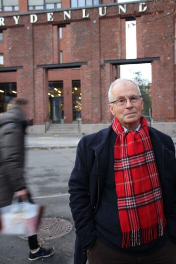 Bjørn Hvinden er leder i Den nasjonale forskningsetiske komité for samfunnsvitenskap og humaniora (NESH). (Foto: Elin Fugelsnes)
