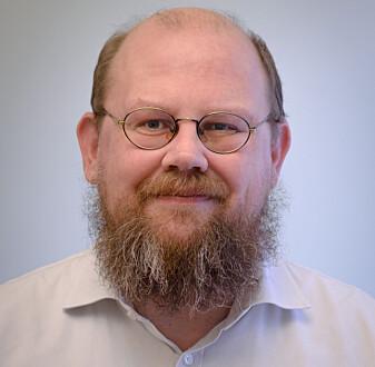 Øystein Elgarøy er professor ved Institutt for teoretisk astrofysikk. (Foto: UiO)