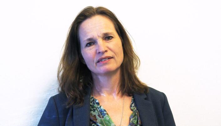 Anne Storset mener at hun ikke kan være dekan ved NMBU Veterinærhøgskolen hvis hun ikke kan stå opp for sannheten. (Foto: Ola Sæther)