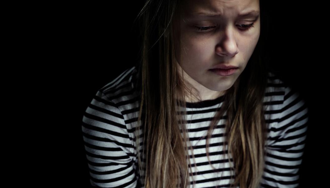 Ungdom i krise kan få bedre hjelp dersom akuttjenestene samarbeider bedre, ifølge forskningsprosjekt.  (Foto: Alexander Trinitatov, Shutterstock, NTB scanpix)