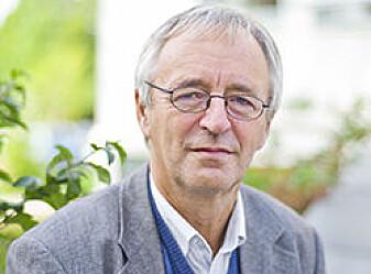 Trygve Wyller er professor ved UiO. (Foto: Alexander Tufte Wetherilt)