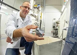 Dette er verdens gjerrigste solcellepanel