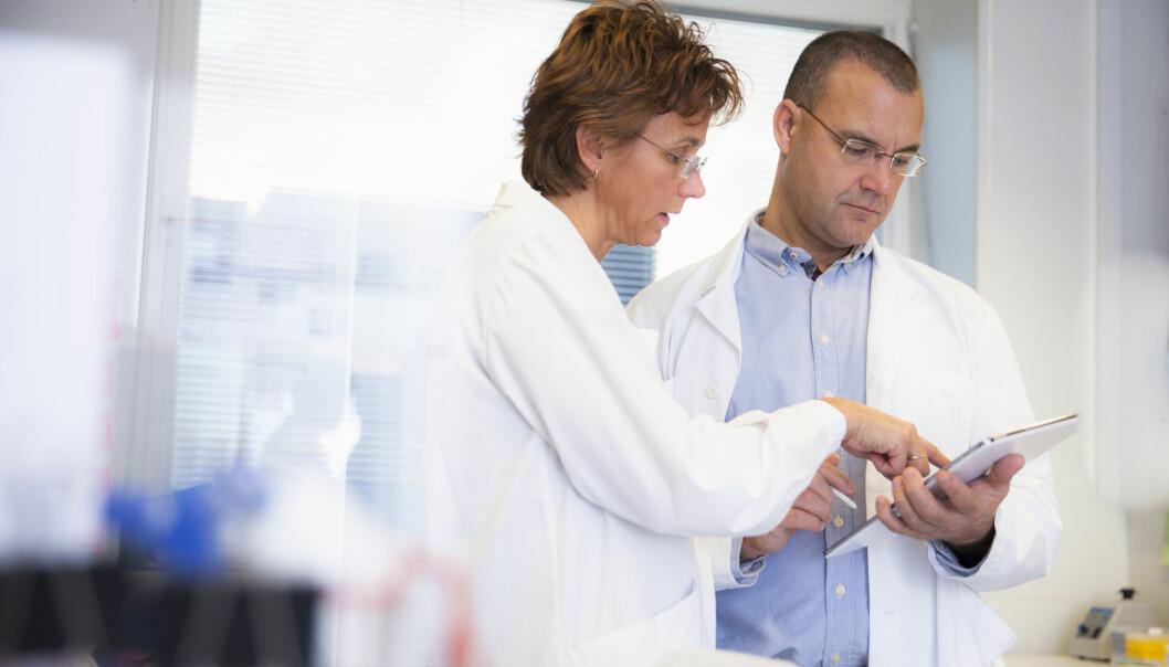 Helseforskning er for viktig til å gjemmes bort, mener helseorganisasjoner som krever at myndighetene sikrer publisering av forskningsresultatene. (Illustrasjonsfoto: Katja Kircher/Maskot/NTB scanpix)