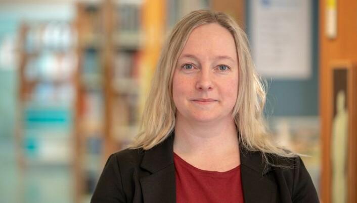 –En kjølig distanse er ikke alltid hensiktsmessig, sier høgskolelektor Jeanette Varpen Unhjem. (Foto: Arild J. Waagbø)