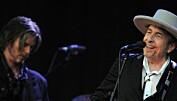 Bob Dylan har brukt bibelen som kilde siden starten