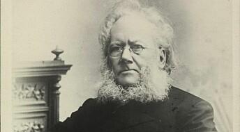 Hysteri da Ibsen lanserte nye skuespill