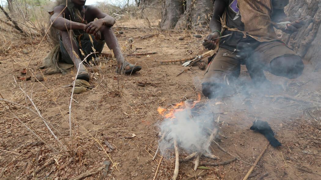 I flere tiår trodde forskerne at hadza-folket i Tanzania var uten religion. (Foto: Tvede / Shutterstock / NTB scanpix)