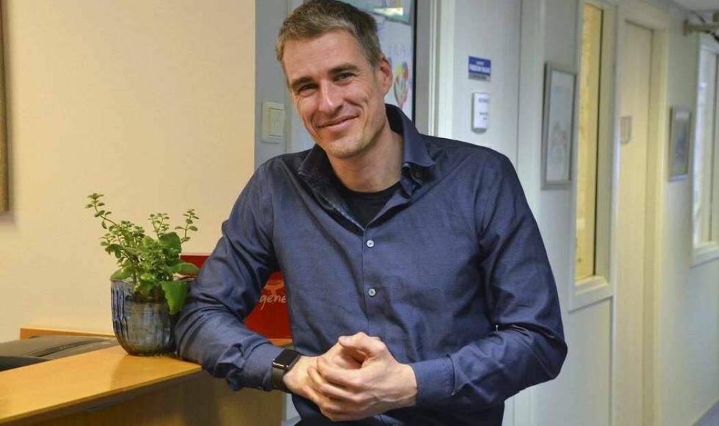 Hans Jakob Walnum (Foto: Vestlandsforsking)