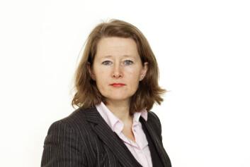 Kristin Bjordal.