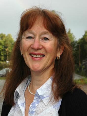 Signe Mari Wiland, professor emeritus ved Universitetet i Agder. (Foto: UiA)