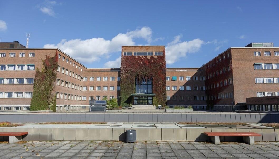 Det matematisk-naturvitenskapelige fakultet (ofte kalt Mat-Nat) er Universitetet i Oslos avdeling for studier i matematikk og naturvitenskaplige fag. (Foto: Svein Nordrum, NTB scanpix)