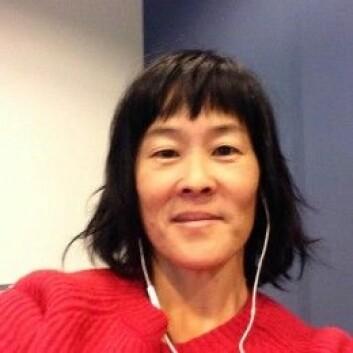 Kvinner rammes hardere av kritikken mot ny teknologi enn menn, mener Lin Prøitz. (Foto: (Selfie: Lin Prøitz))