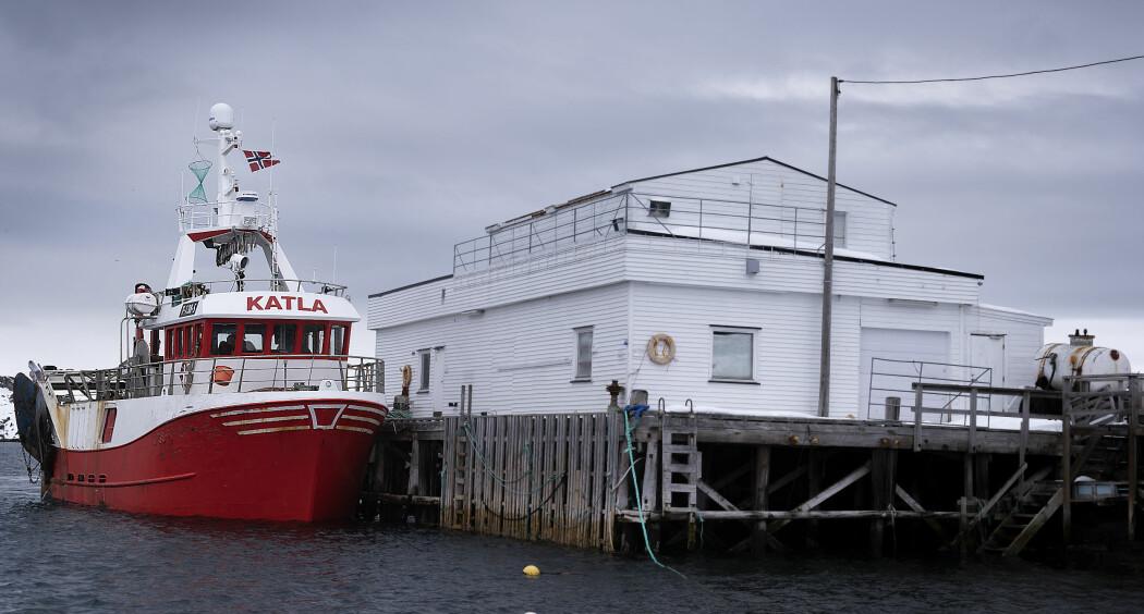 Havforskningsinstituttet har leid reketråleren «Katla» fra Skjervøy for å undersøke rekene som lever i Tanafjorden, Porsangen og Kvænangen. (Foto: Gunnar Sætra / Havforskningsinstituttet)