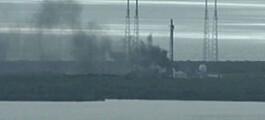 Politisk strid etter SpaceX-havariet