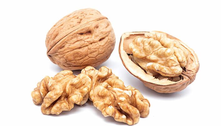 Er valnøtter frukt? (Foto: Luiscar74 / Shutterstock / NTB scanpix)