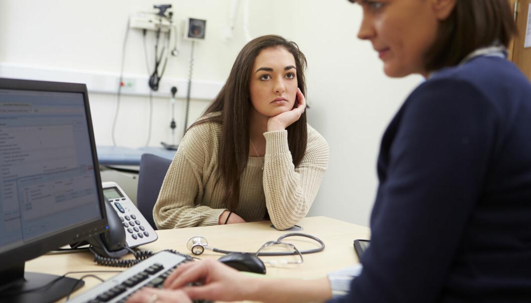 Helsevesenet går glipp av en stor ressurs hvis de ikke involverer pasientene bedre, mener forsker.  (Foto: Monkey Business Images, Shutterstock, NTB scanpix)