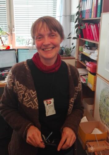 Anne Krag Brysting er biolog ved Universitetet i Oslo
