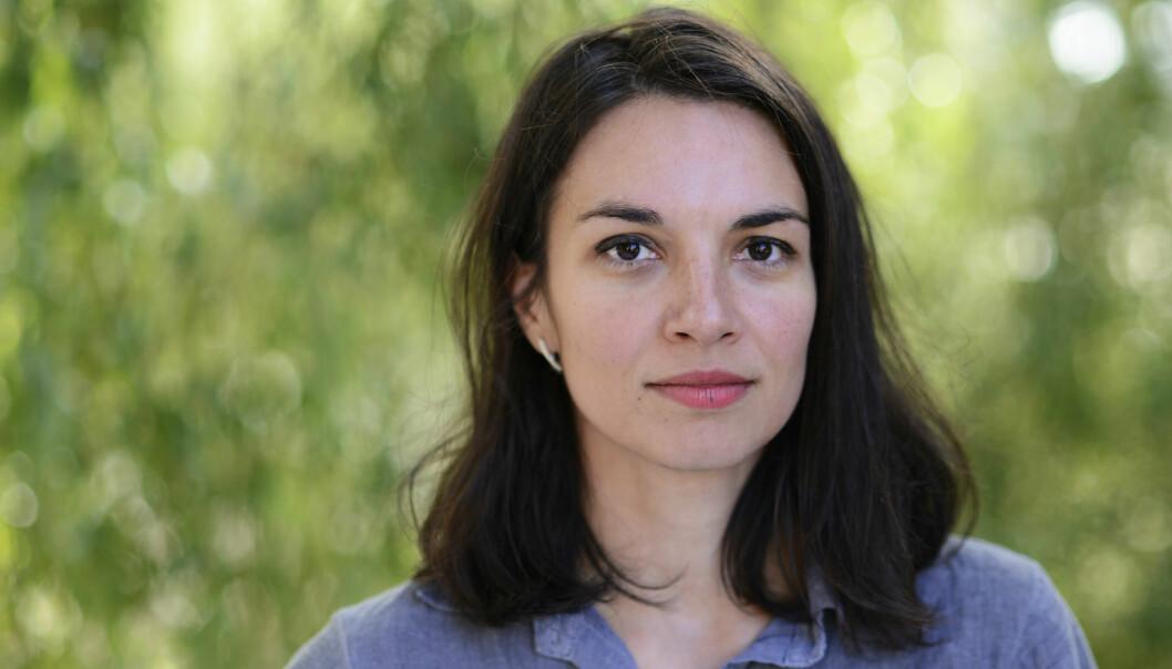 Møtet med en veldig trøtt og trist tiåring motiverte psykologiforsker Daniele Evelin Alves til å skrive barnebok.  (Foto: Sonja Balci)