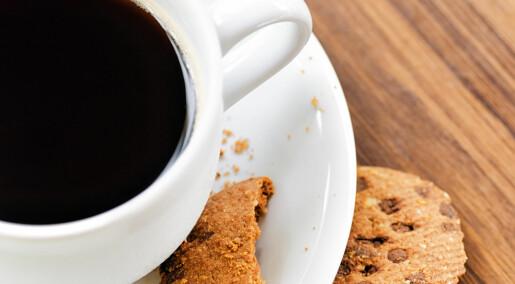 Duften av sjokoladekjeks kan øke kaffesalget