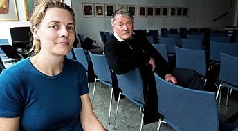 Fekk nei til å bruka norsk som talemål under disputas på Universitetet i Oslo