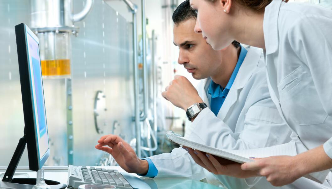 Forskere ved Oslo universitetssykehus (OUS) har utviklet dataverktøy som åpner helt nye muligheter i cellebiologiforskning. (Foto: Alexander Raths, Shutterstock, NTB scanpix)