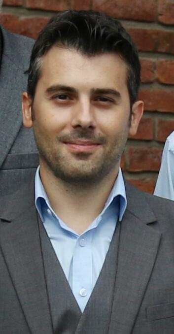 Konstantinos Boletsis. (Foto: NTNU)