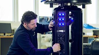Norsk robot som dreper lakselus kan vinne europeisk oppfinnerpris