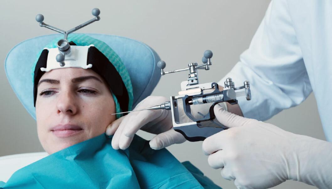 Sterke ansiktssmerter kan redusere livskvaliteten betydelig. Injisert botox kan lamme smertesignalene og gi pasienter et bedre liv. (Foto: Steinar Kvam)