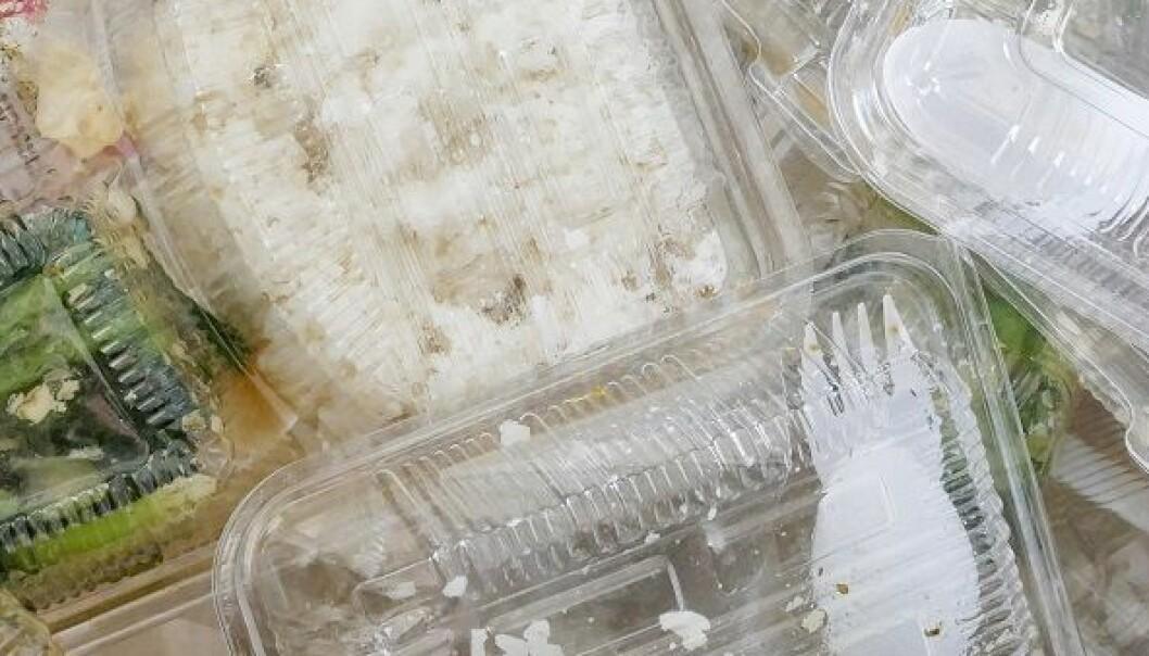Vil redusere bruken av plast i matemballasje