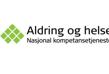 En notis fra Nasjonal kompetansetjeneste for aldring og helse