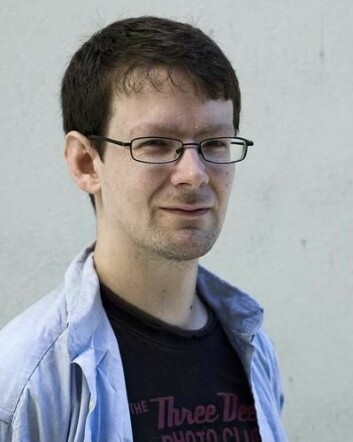 Magnus Vollset, forskar ved Institutt for arkeologi, historie, kultur- og religionsvitenskap (AHKR). (Foto: UiB)